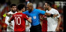 Trọng tài Oman bắt trận Việt Nam gặp Thái Lan