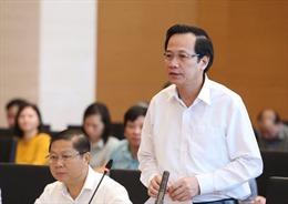 Bộ trưởng Đào Ngọc Dung: Chính sách cho người có công được thực hiện tốt nhất hiện nay
