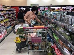Gạo, thịt, rau củ đảm bảo nhu cầu tiêu dùng