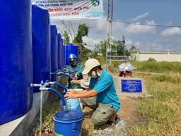Bàn giao công trình cấp nước sinh hoạt miễn phí cho nhân dân tỉnh Cà Mau