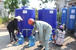 Bàn giao thêm một điểm cấp nước ngọt miễn phí ở tỉnh Cà Mau