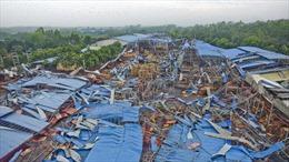 Lý giải nguyên nhân lốc xoáy kinh hoàng ở Vĩnh Phúc