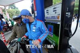 Giá xăng dầu giữ nguyên sau 4 lần tăng liên tiếp