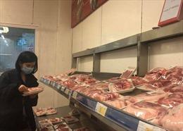 Giá lợn hơi giảm sâu nhưng thịt lợn giá vẫn cao