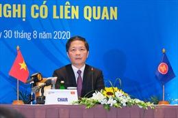 ASEAN thống nhất ưu tiên cho việc ký kết Hiệp định RCEP vào cuối năm 2020