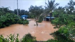 Mưa lớn ở miền Trung, cảnh báo lũ quét, ngập lụt sâu ở nhiều địa phương