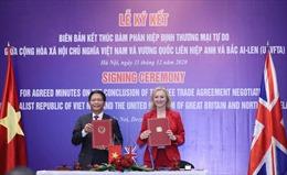 Kết thúc đàm phán Hiệp định UKVFTA, thêm cơ hội hợp tác Việt Nam - Vương Quốc Anh