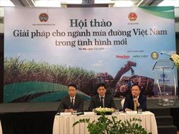 Tạo lập thị trường cạnh tranh công bằng để phát triển ngành mía đường