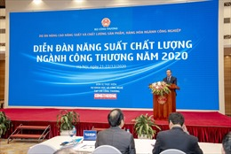 Nâng cao năng suất, chất lượng để tạo sức bật cạnh tranh cho doanh nghiệp Việt