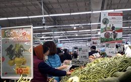 Không có hiện tượng khan hàng, sốt giá thực phẩm