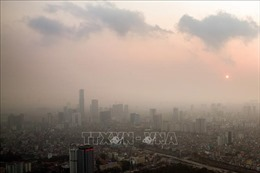 Không khí ở Phù Xá (Bắc Ninh) tiếp tục ô nhiễm