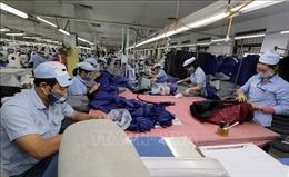 Xuất khẩu dệt may, da giày bật tăng ngay từ đầu năm