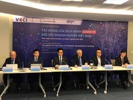 Gần 90% doanh nghiệp tại Việt Nam bị ảnh hưởng bởi dịch bệnh COVID-19