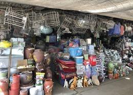 Nguy cơ cháy nổ tại các khu chợ, 'phố Hàng' giữa lòng Thủ đô