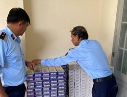 Phát hiện, thu giữ 5.500 gói thuốc lá điếu ngoại nhập lậu 'vô chủ' tạiTây Ninh