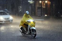 Đêm 22/9, dải hội tụ nhiệt đới kết hợp với vùng áp thấp gây mưa lớn ở Trung Bộ