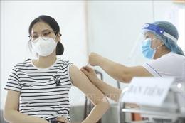Hà Nội phấn đấu hoàn thành tiêm vaccine phòng COVID-19 cho 100% người dân từ 18 tuổi trước 15/9