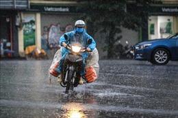 Không khí lạnh tăng cườnggây mưa, có nơi trở rét dưới 18 độ C