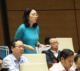 Đại biểu Quốc hội yêu cầu làm rõ trách nhiệm trong sai sót của bộ sách giáo khoa lớp 1