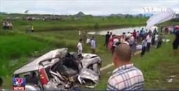 Hai người tử vong trong vụ tai nạn đường sắt tại Nghệ An