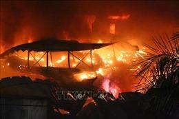 Toàn cảnh vụ cháy và những bất nhất trong thông tin rò rỉ thuỷ ngân của Công ty Rạng Đông