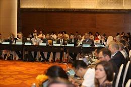 Khai mạc Phiên họp toàn thể Ủy ban Vệ tinh quan sát Trái đất tại Việt Nam