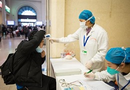 Xuất nhập khẩu sang Trung Quốc có thể bị ảnh hưởng nếu dịch bệnh do virus corona kéo dài