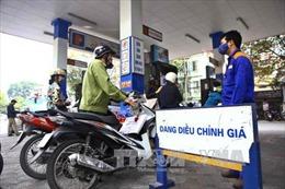 Xăng, dầu tăng giá từ 18 giờ ngày 1/10