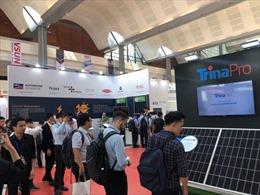 Hơn 300 doanh nghiệp tham gia Triển lãm quốc tế Năng lượng mặt trời Việt Nam 2019