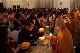 'Vu Lan báo hiếu' - Lễ tri ân cha mẹ của cộng đồng người Việt tại CH Séc