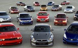 'Bùng nổ' tiêu thụ ô tô nhập khẩu vào cuối năm nay?