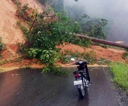 Đã thông tuyến Quốc lộ 18B nối Kon Tum với Lào