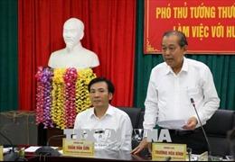Phó Thủ tướng Trương Hòa Bình: Chủ động kiểm soát dân di cư ngoài kế hoạch
