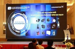 'Ông trùm' máy bơm thế giới mở rộng kinh doanh tại Việt Nam