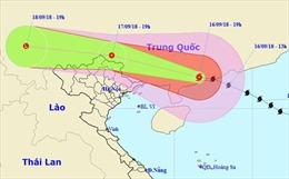 Vì sao bão số 6 đi lệch sang Trung Quốc mà không vào Việt Nam?