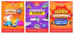 Hàng ngàn sản phẩm 0 đồng hoặc giảm giá tới 80 – 90% trong ngày Online Friday