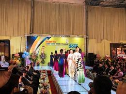Khai mạc Hội chợ thời trang Việt Nam 2018 với chủ đề 'Lãng mạn Đông Hà Nội'