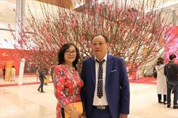 Kiều bào muôn phương luôn dạt dào tình yêu nhớ thương đất Việt