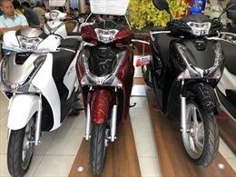 Nhiều yếu tố khiến doanh số bán xe máy giảm mạnh