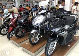 Giá xe máy giảm mạnh 2 - 5 triệu đồng sau Tết