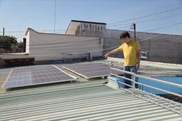 Người dân ngại lắp điện mặt trời áp mái vì chi phí cao