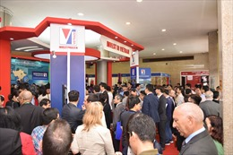 Hội chợ thương mại quốc tế Việt Nam lần thứ 29 thu hút 500 doanh nghiệp