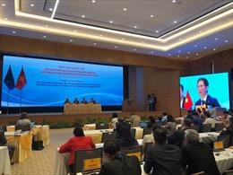Bộ trưởng Bộ Công Thương: Việc triển khai hai Hiệp định giữa Việt Nam và EU rất quan trọng