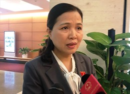 Bên lề Quốc hội: Đề nghị nâng chế tài xử lý sau vụ 'thỉnh vong' tại chùa Ba Vàng
