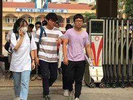 Ngày đầu tiên của kỳ thi THPT quốc gia 2019: 34 thí sinh vi phạm quy chế, 2 cán bộ coi thi bị đình chỉ