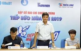'Tiếp sức mùa thi 2019' có nhiều thay đổi để phù hợp với kỳ thi THPT quốc gia