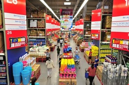 Đảm bảo 90% mã hàng tại siêu thị MM Mega Market sản xuất tại Việt Nam
