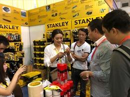 Hơn 250 doanh nghiệp tham gia hội chợ hàng công nghiệp tại Hà Nội