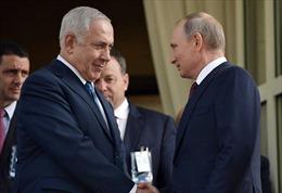Tổng thống Putin gặp gỡ lãnh đạo quốc tế tới Nga xem World Cup