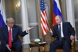 Lý do Tổng thống Trump muốn gặp riêng người đồng cấp Putin